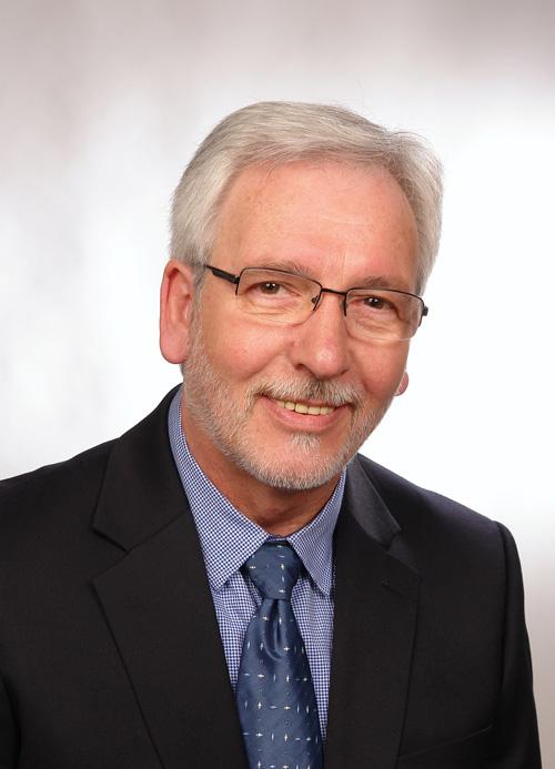 Stadtbürgermeister Karl-Günter Müller